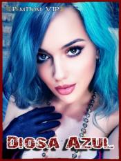 Diosa Azul
